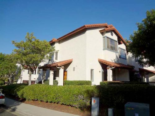 San Diego townhomes for sale