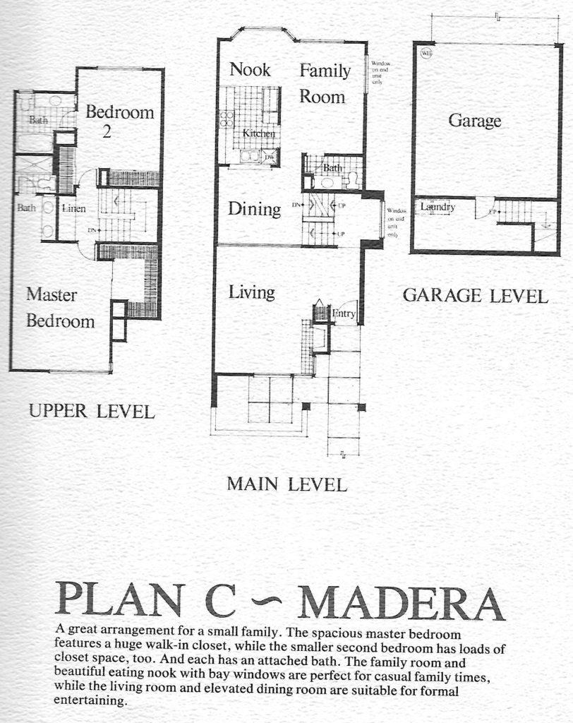 San Diego townhome - San Diego Large Townhouse Rental