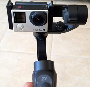 best gimbal for gopro